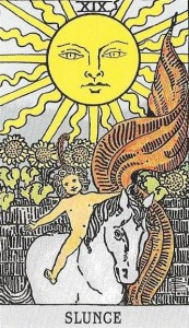 Blíženci - slunce