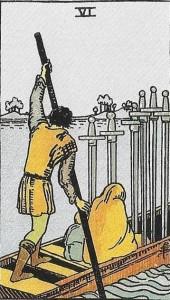 Kozoroh - 6 mečů