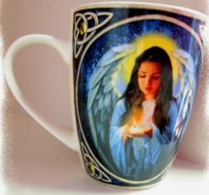 Hrníček anděl