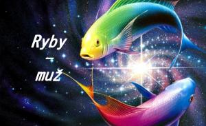 muž ryba